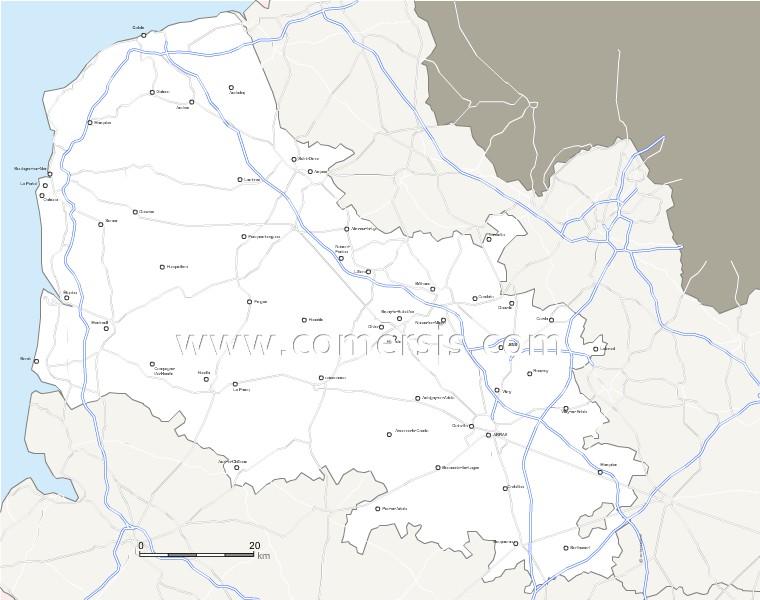 Routes du Pas-de-Calais