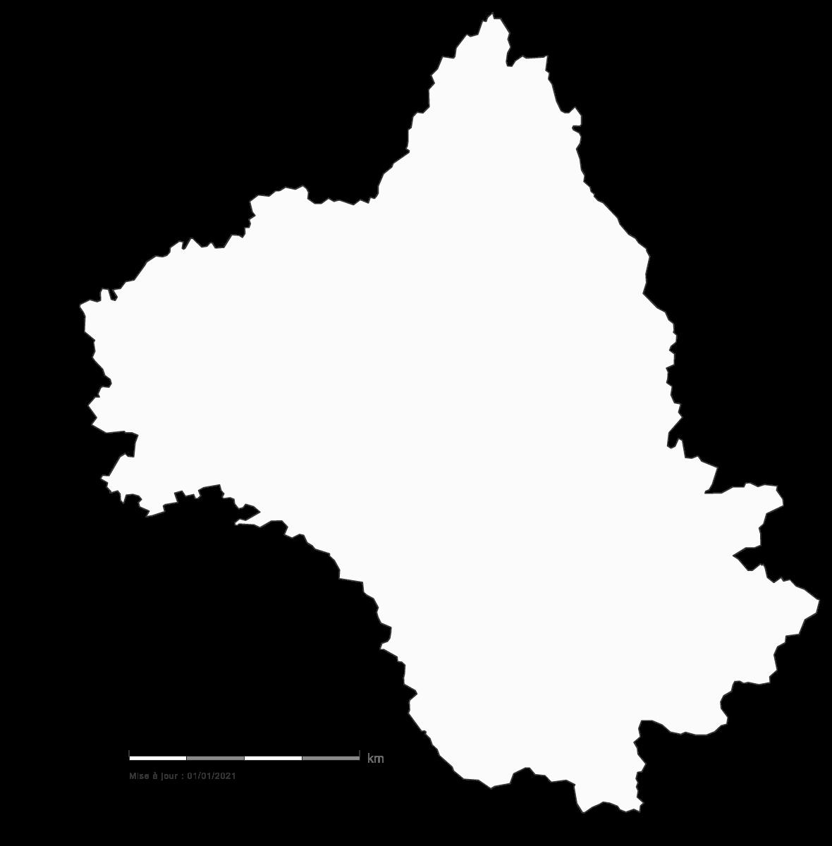 carte gratuite de l'Aveyron 12