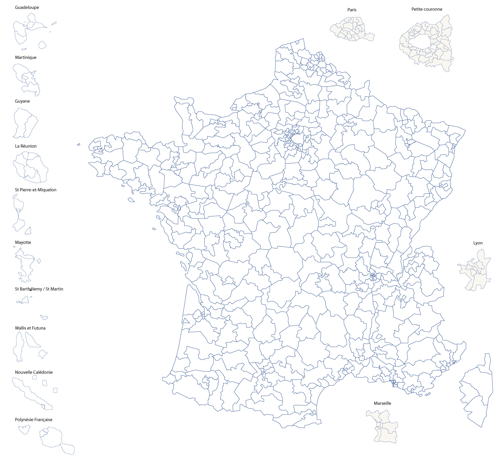 Carte De France Gratuite