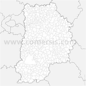 Carte SVG des communes de Seine-et-Marne automatique