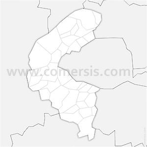 Carte SVG des communes des Hauts-de-Seine automatique