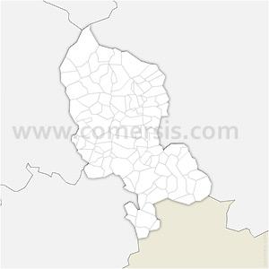 Carte SVG des communes du Territoire de Belfort automatique