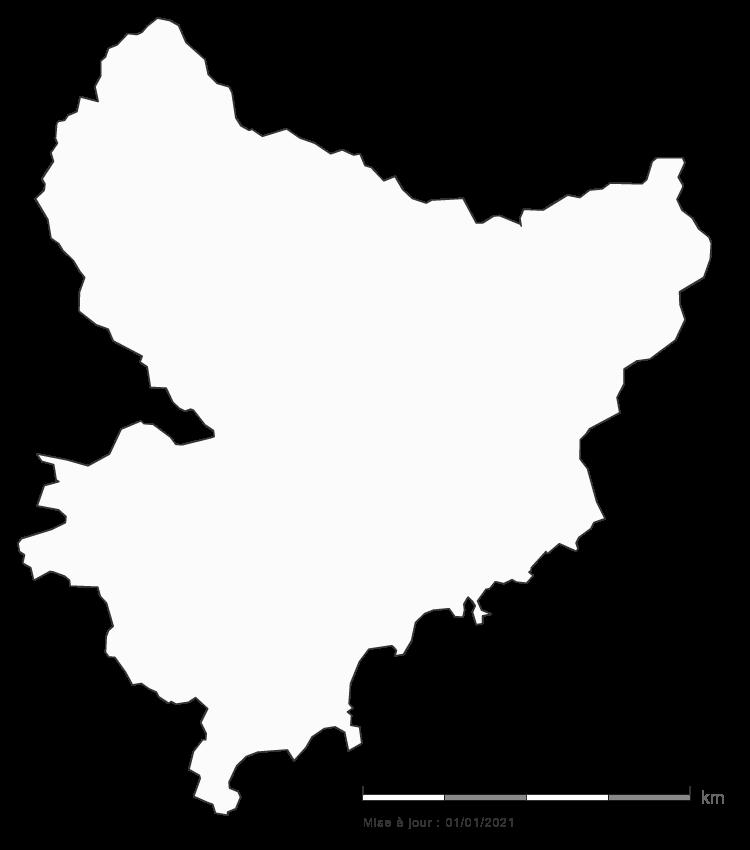 Carte Gratuite Des Alpes Maritimes