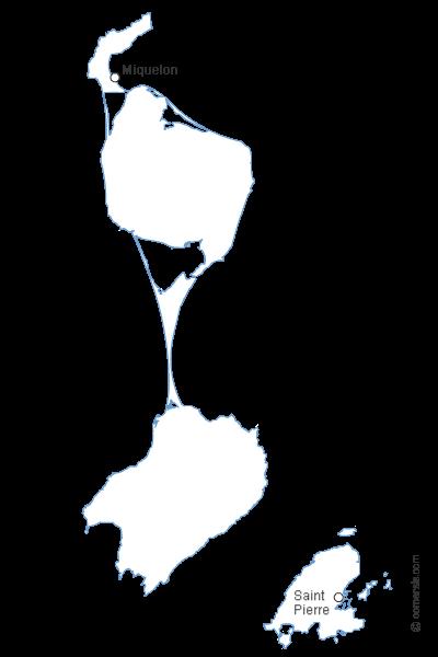 Saint Pierre et Miquelon 975