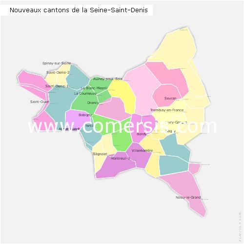 Saint Denis France Map.Maps Of Seine Saint Denis